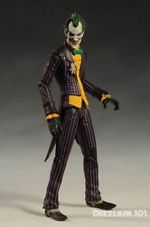 Batman Joker Arkham Asylum DC PVC Collectible Action Figure Model 7