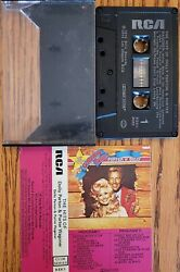 The Hits Of Dolly Parton & Porter Wagoner Cassette RARE Free Shipping In Canada