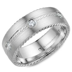 CROWN RING WB-001RD8W