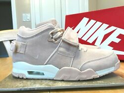 NIKE 2017 AIR TRAINER V CRUZ QS MEN#x27;S SHOES SIZE 11 821955 800 ORANGE QUARTZ