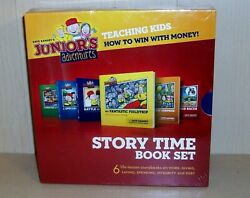 Teaching Kids How to Win With Money by Dave Ramsey 6 book boxed set NEW