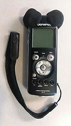 OLYMPUS LS-10 LINEAR PCM RECORDER WPADDED CARRYING CASE