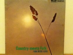 THE  NIGHT   LIFE           LP      COUNTRY   MEETS  FOLK