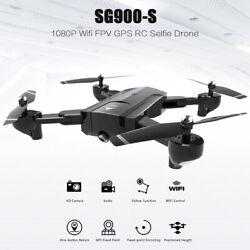 SG900-S Foldable Altitude Hold RC Quadcopter GPS Positioning Model Toys K7L3 $86.45
