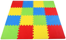 Interlocking Floor Mats Kids Puzzles Exercise BPA Free High Density EVA Foam New