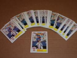 1987 Topps Glossy All-Star #9 lot of 40 GARY CARTER cards! METS! HOF! BV$$$