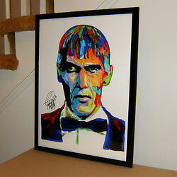 Lurch The Addams Family Ted Cassidy Butler TV Series Poster Print Wall Art 18x24