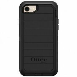 New OtterBox Defender PRO For iPhone 7 & iPhone 8 Case - No Clip -Black