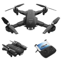 RC Drones L103 RC Drone With HD Camera 1080P WIFI FPV Foldable Quadcopter N9Z3 $55.59