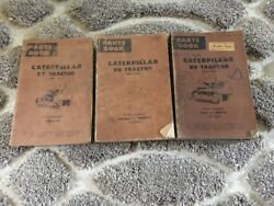 Caterpillar Antique Tractor Manual D7 D8 D9 Cat Hit Miss Engine John Deere A B D