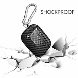 For Apple AirPods Pro Charging Case TPU Shockproof Full Body Protective Cover