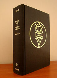 Rare ~ Practical Qabalistic ~ by Knight  OCCULT OTO KABBALAH HARDCOVER WAITE