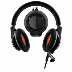 Plantronics RIG Stereo Gaming Headset with Mixer for PCMac-Black REFURBISHED $19.99