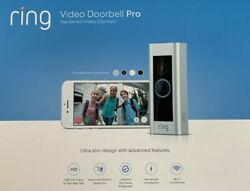 Brand New Ring Video Doorbell Pro HD Video WiFi Free & Fast Priority Ship