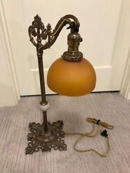Antique Lamp with Beautiful Details $150.00