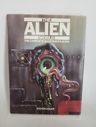 THE ALIEN WORLD THE COMPLETE ILLUSTRATED GUIDE ( Hardcover ) $40.00