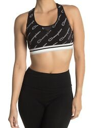 Champion Sports Bra Medium Black And White Brand New $19.99