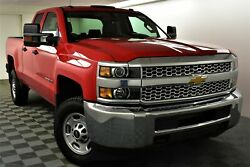 2019 CHEVROLET SILVERADO 2500HD  NEW -- 2019 CHEVROLET SILVERADO 2500HD DBL CAB 4X4