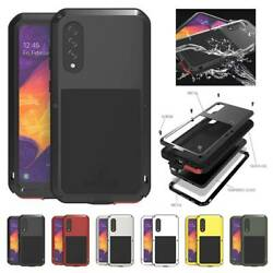 For Samsung Galaxy A50 A50s 2019 LOVEMEI Shockproof Waterproof Metal Case Cover $24.55
