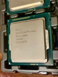 Intel Core i5-4690S Quad-Core Socket 1150 (LGA1150) CPU Processor SR1QP 3.20GHz