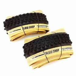 Vee Tire 29 x 2.35 Flow Snap Skinwall MTB Bike TLR Tubeless Ready 1 or 2 Tires $55.00