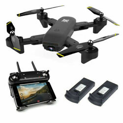 Cooligg S169 Quadcopter Drone With HD Camera Selfie 2MP WiFi FPV Foldable RC Toy $59.99