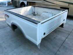 99-07 Ford F250 Super Duty WHITE 6' 9