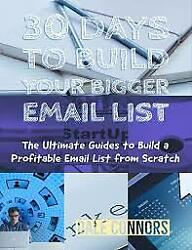SEVEN Bonus eBooks free NEW WAY HOW MAKE 30 Days to Build Your Bigger Email $0.99