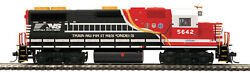 MTH HO Norfolk Southern Rescue GP38-2 Diesel wDCC & PS-3 Sound 85-2054-1 $119.99