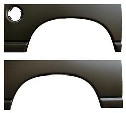 Rear Wheel Arch Quarter bed Panels for Dodge Ram 02-08 1500 03-09 2500 PAIR $163.00