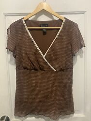 Womens Clothing Size Large Top $1.50