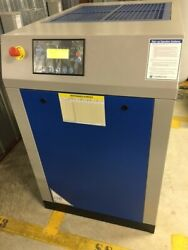 20 HP E20 rotary screw air compressor  $6,900.00