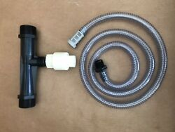 Irrigation 2quot; Venturi Fertilizer Injector with 7#x27; Suction Hose $59.00
