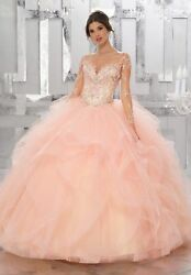 Evening Quinceanera Formal Prom Party Pageant Ball Dresses Bridal Gowns