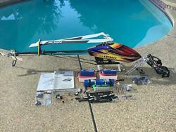 Align T Rex 800E Pro DFC RC Helicopter with Align G800 Aerial Gimbal System *NEW $3500.00