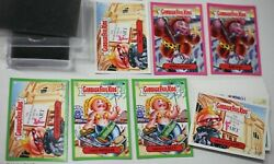 new NEW YORK TAKEOVER NYCC 2019 SET 6 PARALLEL Cards TOPPS Garbage Pail Kids GPK $49.00