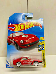 2019 Hot Wheels Nissan Fairlady Z GReddy SUPER CUSTOM LIGHTS and REAL RIDERS RED