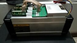 Bitmain Antminer S9 13.5 TH s Bitcoin BTC ASIC Miner For PARTS ONLY $64.99