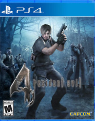 Resident Evil 4 PlayStation 4 2016 $17.99