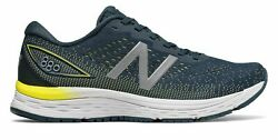 New Balance Men's 880v9 Shoes Green with Blue $47.00