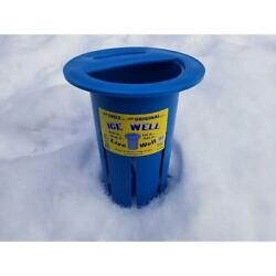 Ice Well Ice Fishing Live Well IWLW01 $24.99