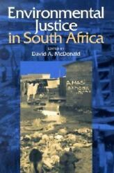 Environmental Justice in South Africa by McDonald, David A. $5.49