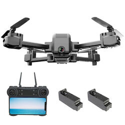 KF607 Wifi FPV Drone with Camera 1080P Foldable Optical Positioning U6R4 $63.17