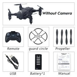 LF602 Foldable Drone Altitude Hold 2.4G transmitter for Beginner USA SHIP D6L6 $22.30