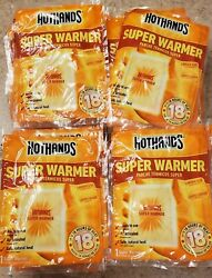 HotHands Body & Hand Super Warmer 40 Pack EXP  112023.... FAST SHIPPING  $16.99