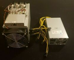 ToddMiner C1 - Eaglesong CKB - Faster than Antminer K5 - IN HAND USA wPSU