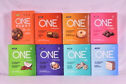 One Protein Bars - 12 Bars - You choose the Flavor  $17.99