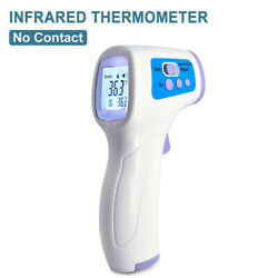 Medical NON-CONTACT Body Forehead IR Infrared Laser Digital Thermometer $23.99