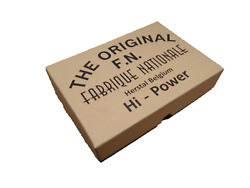 FN BROWNING HI POWER Box Fabrique Nationale High Power $35.99