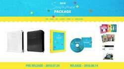 [Official & Factory Sealed] BTS SUMMER PACKAGE 2018  $79.99
